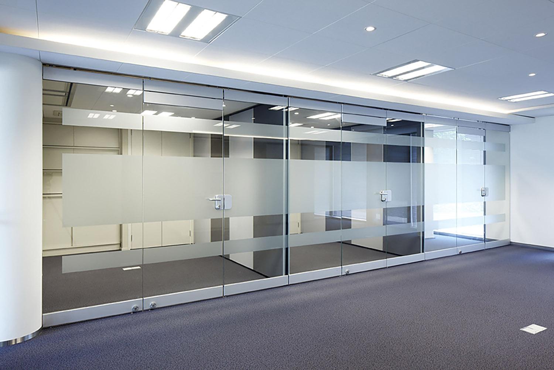BREEDVELD G10 - kantoor - glaswand