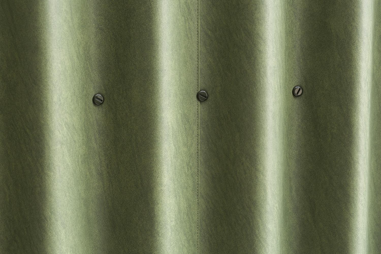 BREEDVELD Kunstlederen vouwwand F220 - groen