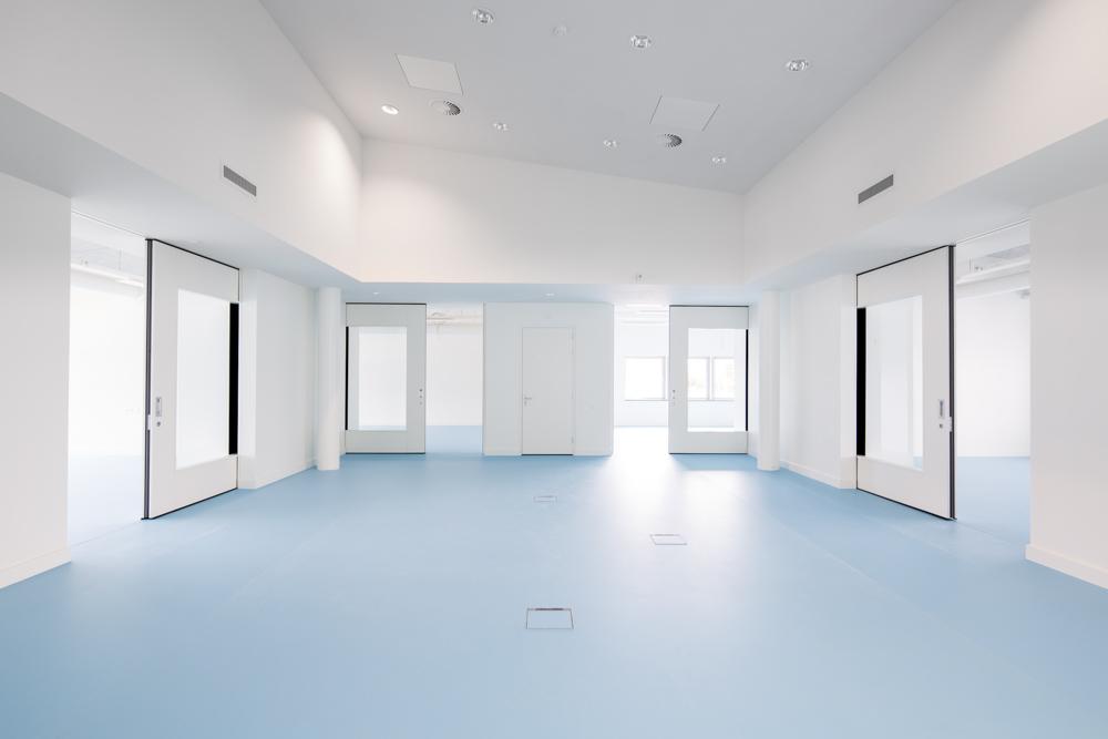 BREEDVELD Schuifwanden S110g - klaslokalen