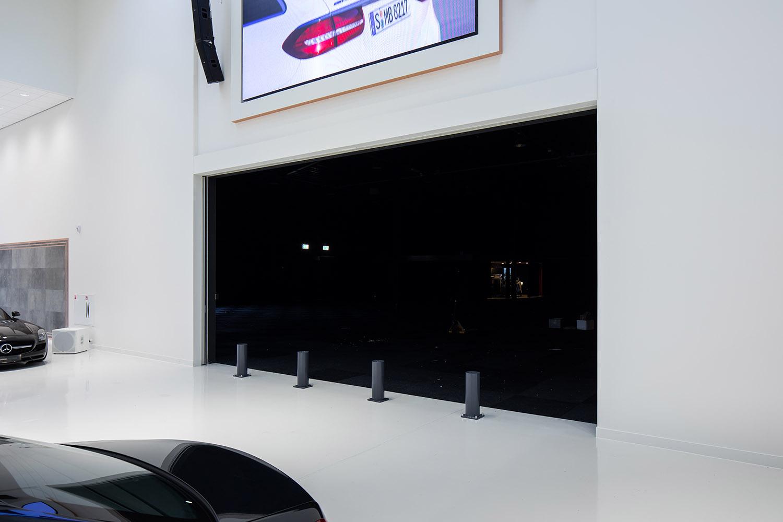 BREEDVELD schuifwand S110 - autodealer open