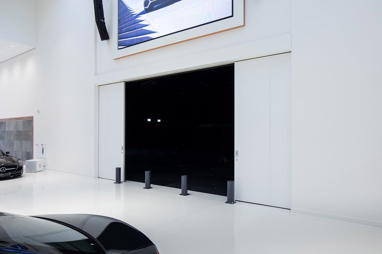 BREEDVELD schuifwand S110 - autodealer