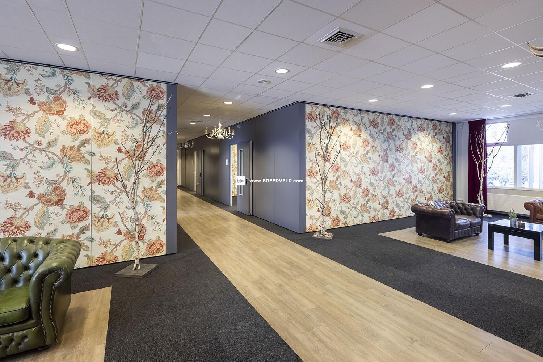 Breedveld sfeervolle paneelwanden met prints - meerdere ruimtes